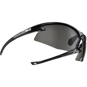 Bliz Motion+ Glasses, metallic black/smoke with silver mirror
